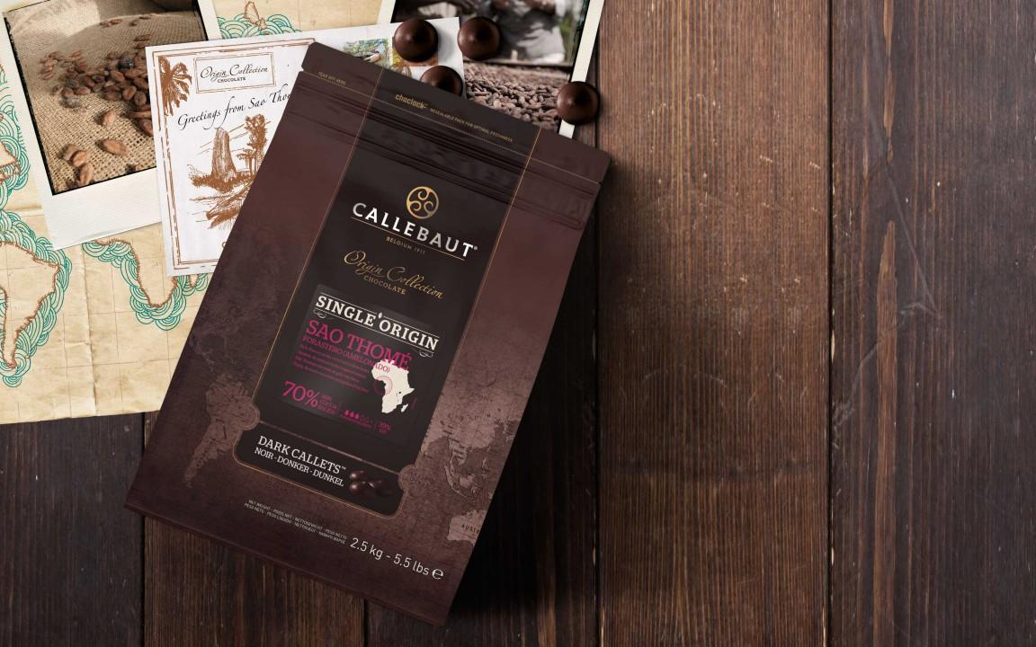 Callebaut Origin Sao Thome 2500 grams