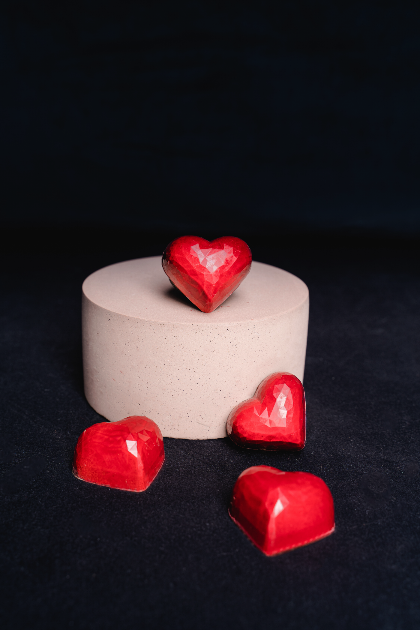 Hjerte konfekt