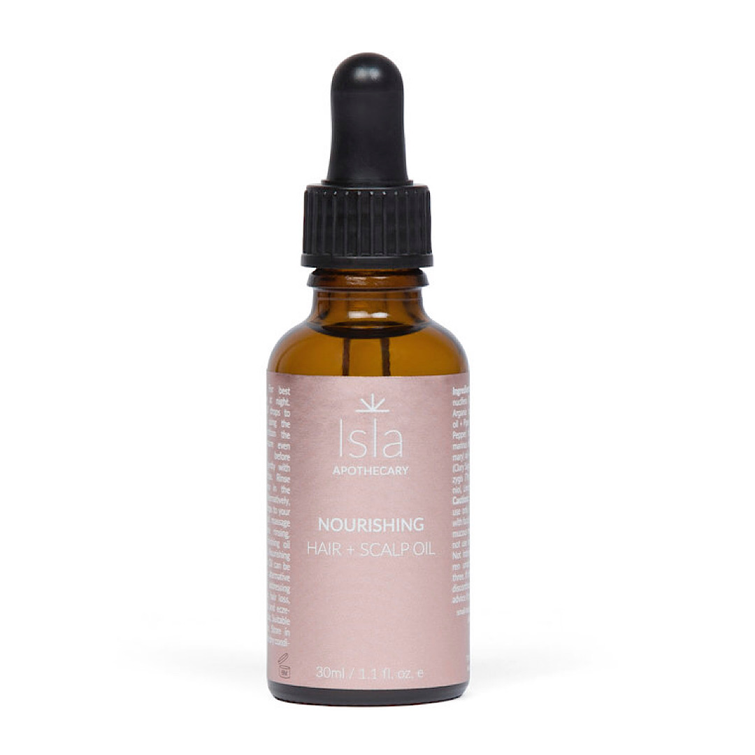 Isla Apothecary Nourishing Hair + Scalp Oil