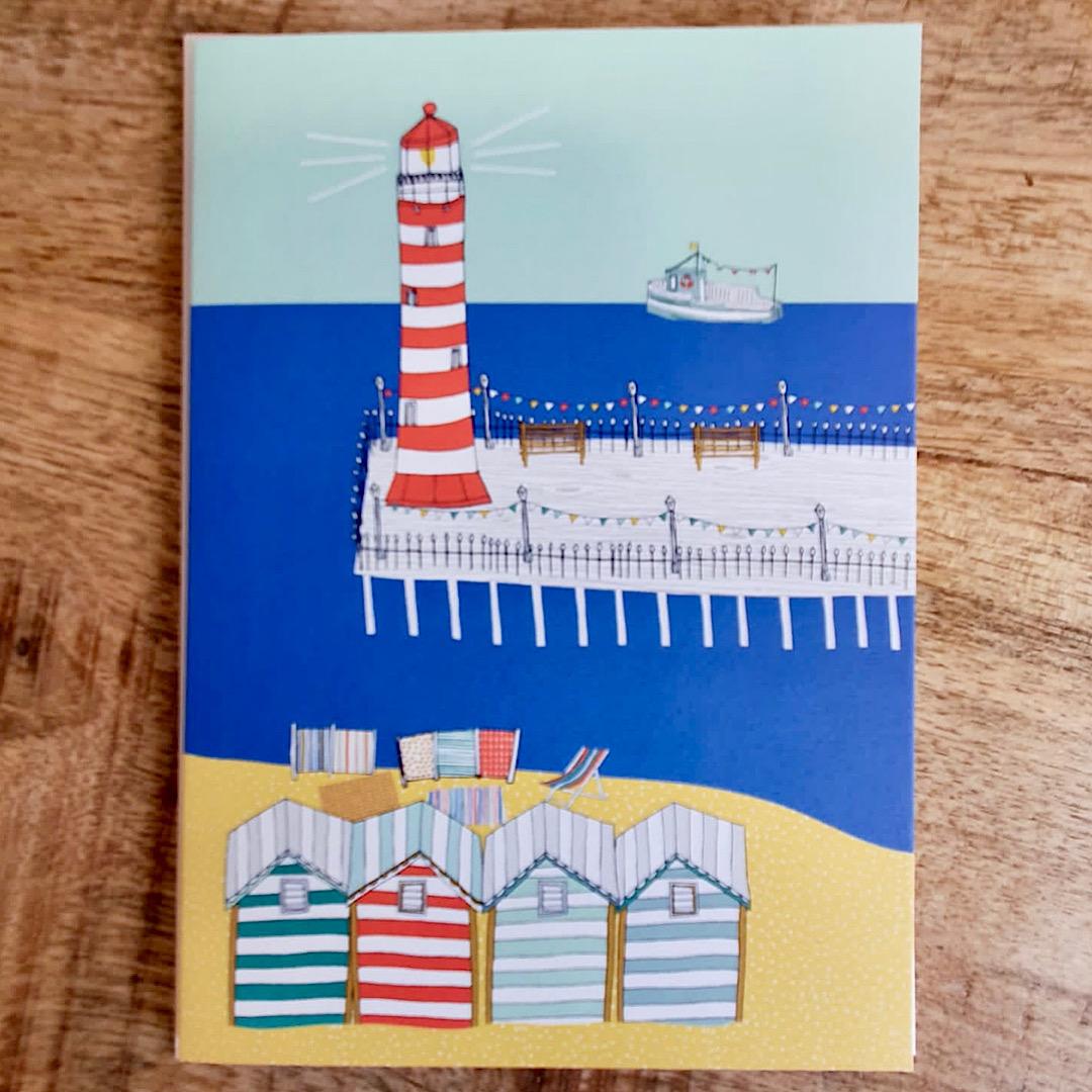 Jessica Hogarth - Lighthouse Card