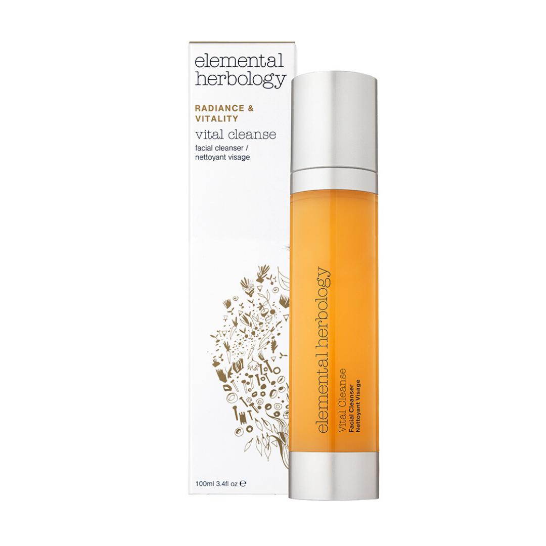 Elemental Herbology Vital Cleanse - Resurfacing Facial Cleanser