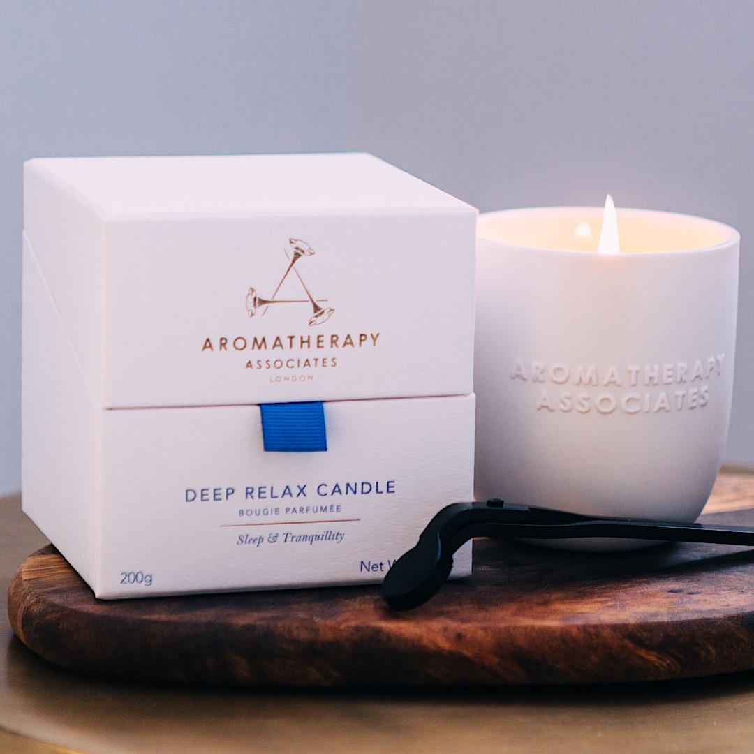Aromatherapy Associates Deep Relax Candle