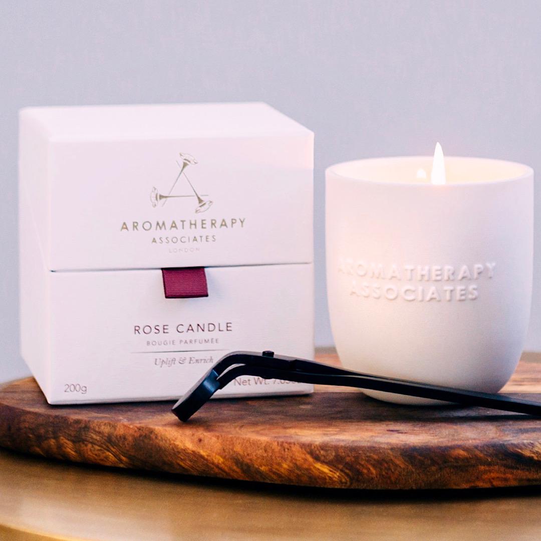 Aromatherapy Associates Rose Candle