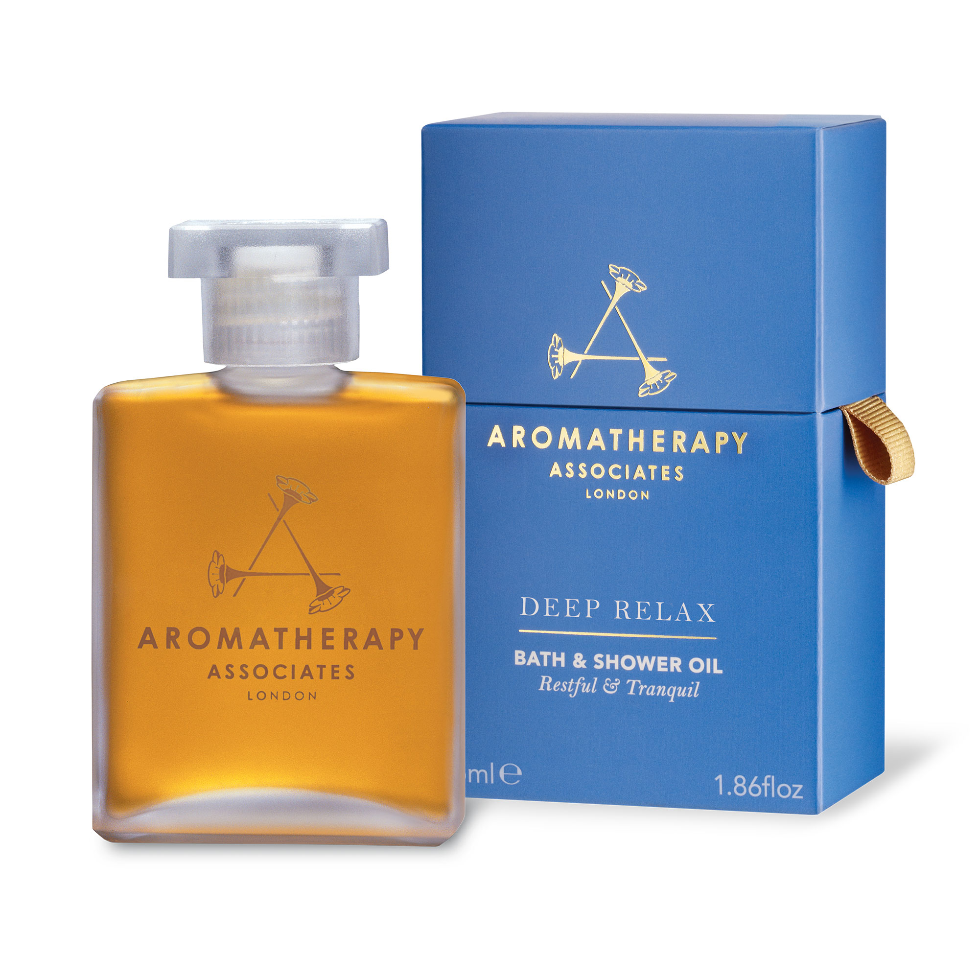 Aromatherapy Associates-Deep Relax Bath And Shower Oil