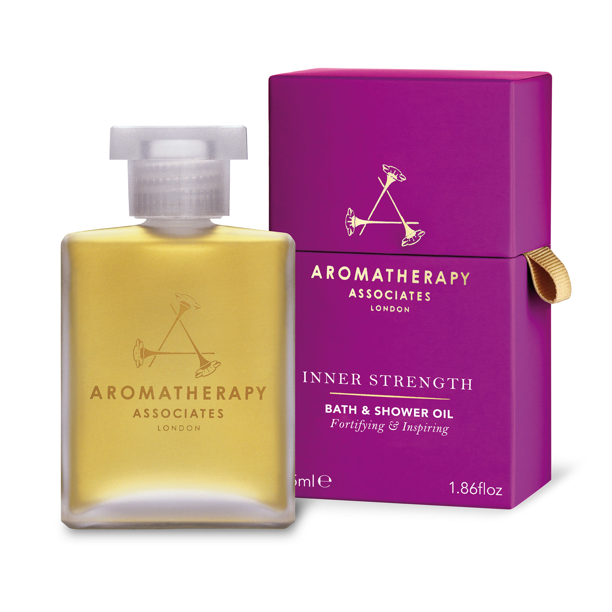 Aromatherapy Associates-Inner Strength Bath And Shower Oil