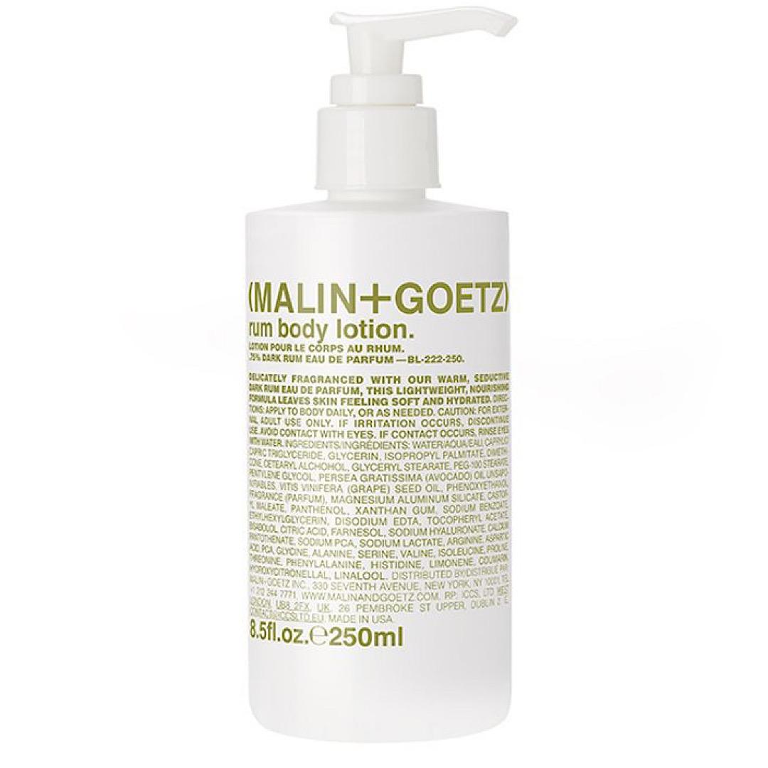 Malin and Goetz Rum Body Lotion - 250ml