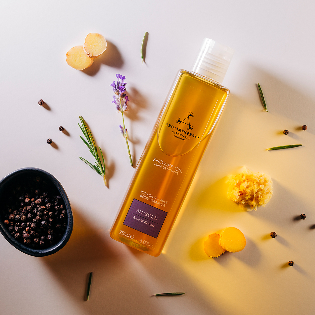 Aromatherapy Associates-Muscle Shower Oil