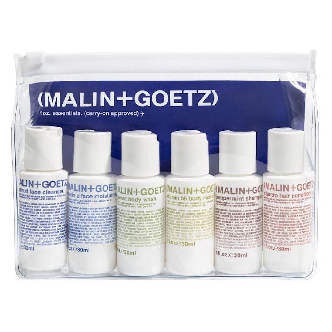 Malin and Goetz Essentials Kit