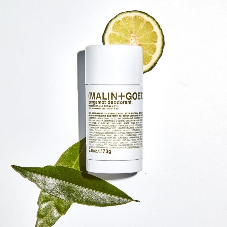 Malin+Goetz Bergamot Deodorant 2.6 oz