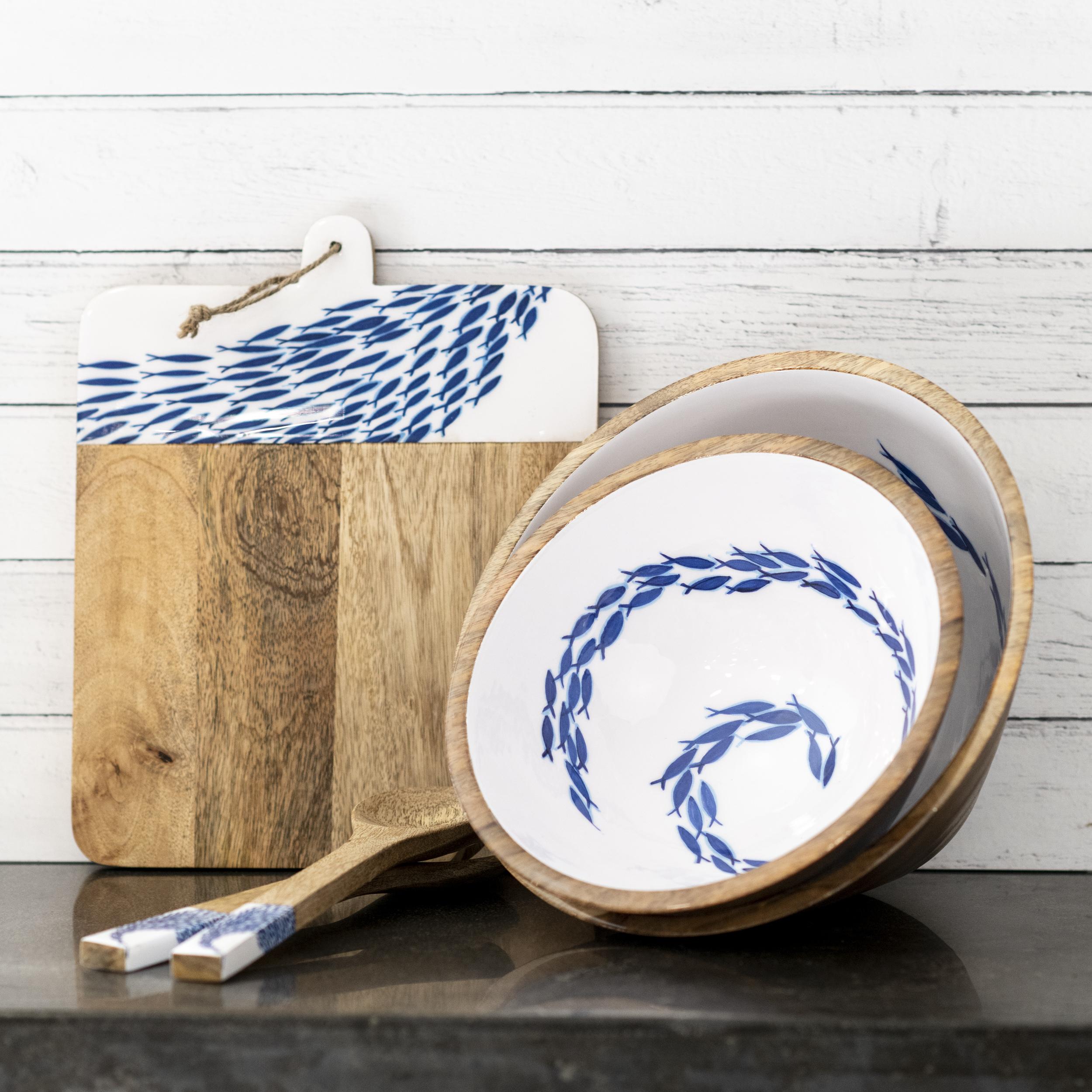 Fish Swirl Chopping Board