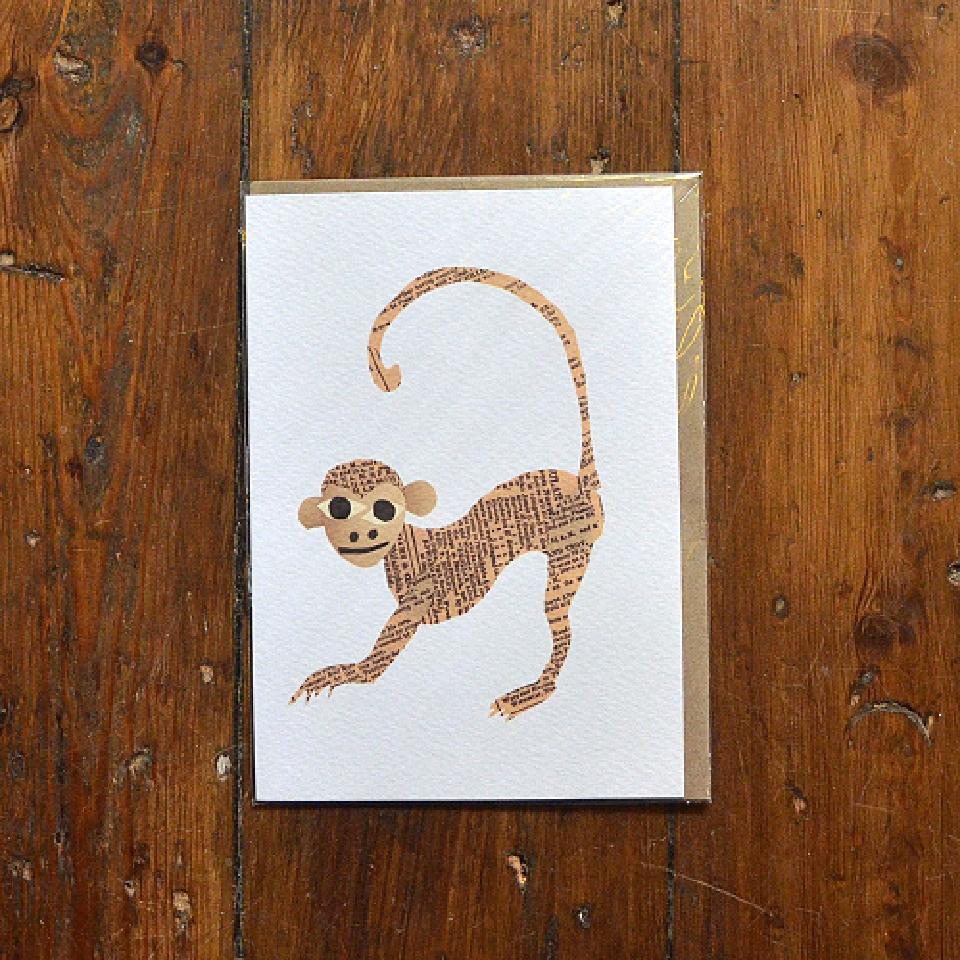 Kort - Apa, Greeting card