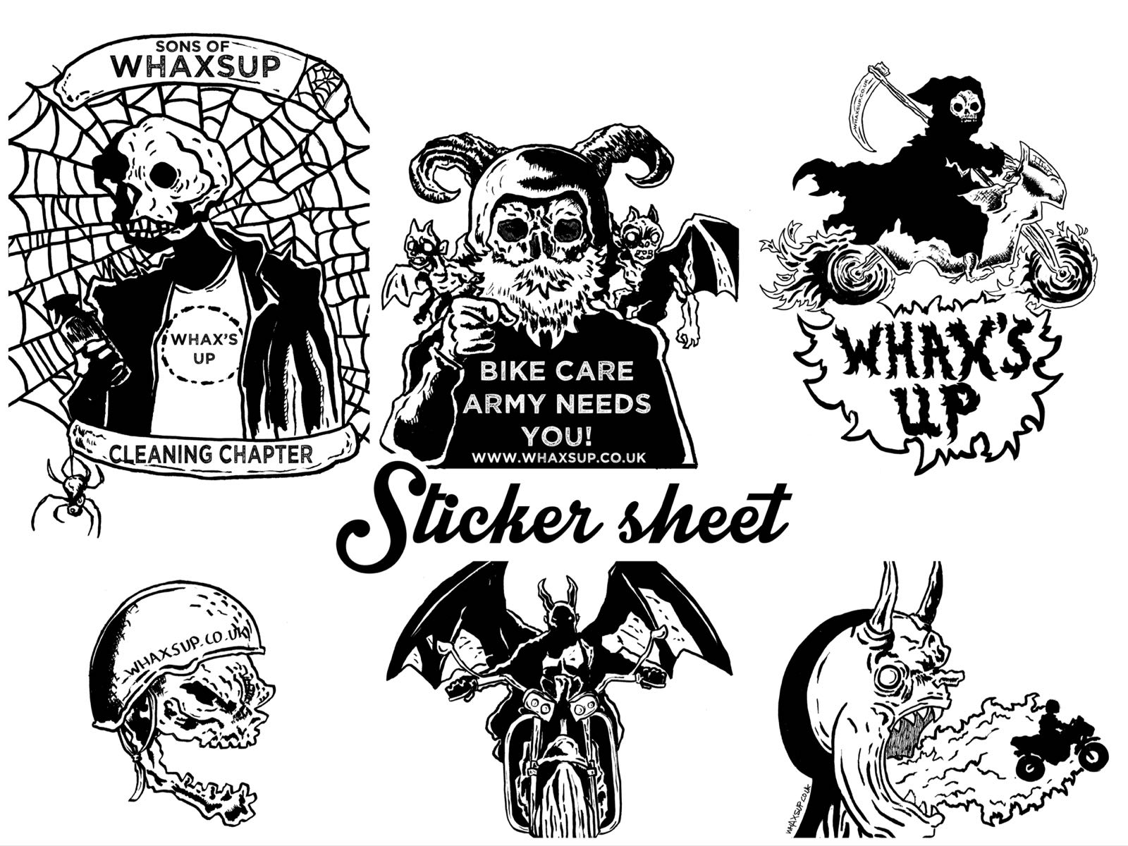 r. Sticker Sheet