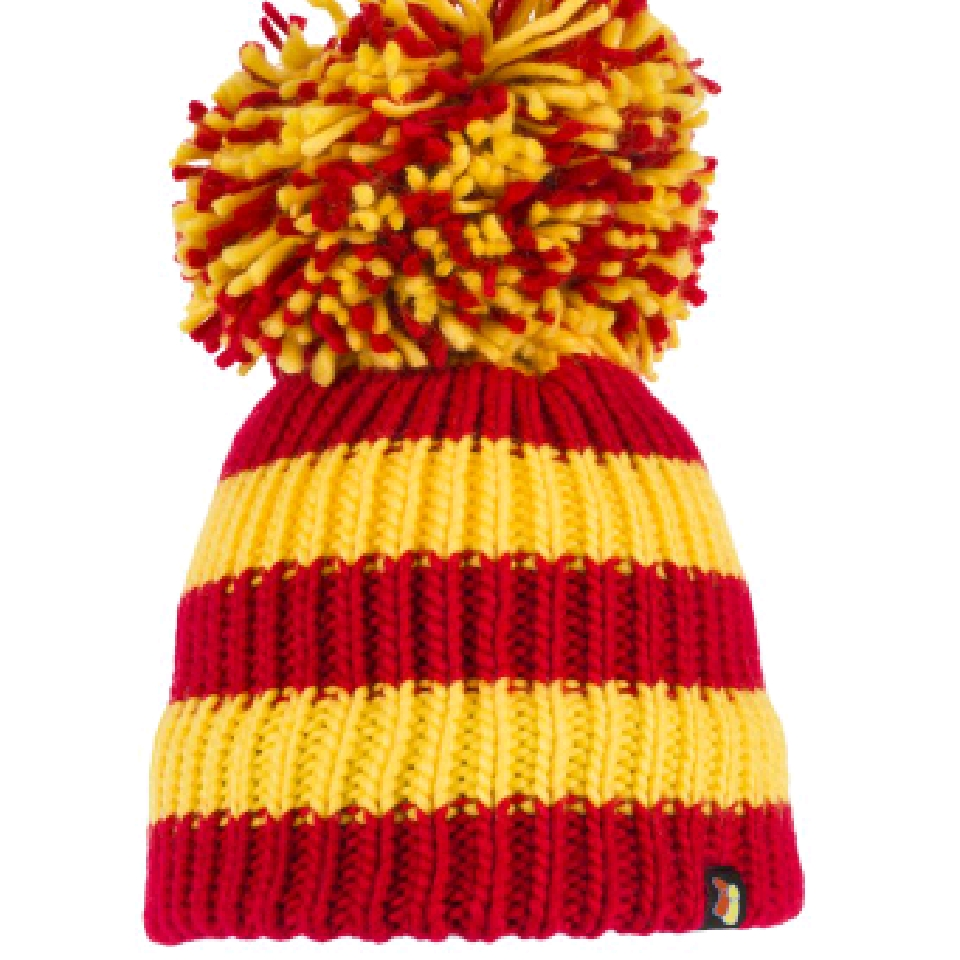 Hatalunya Big  Bobble Hat