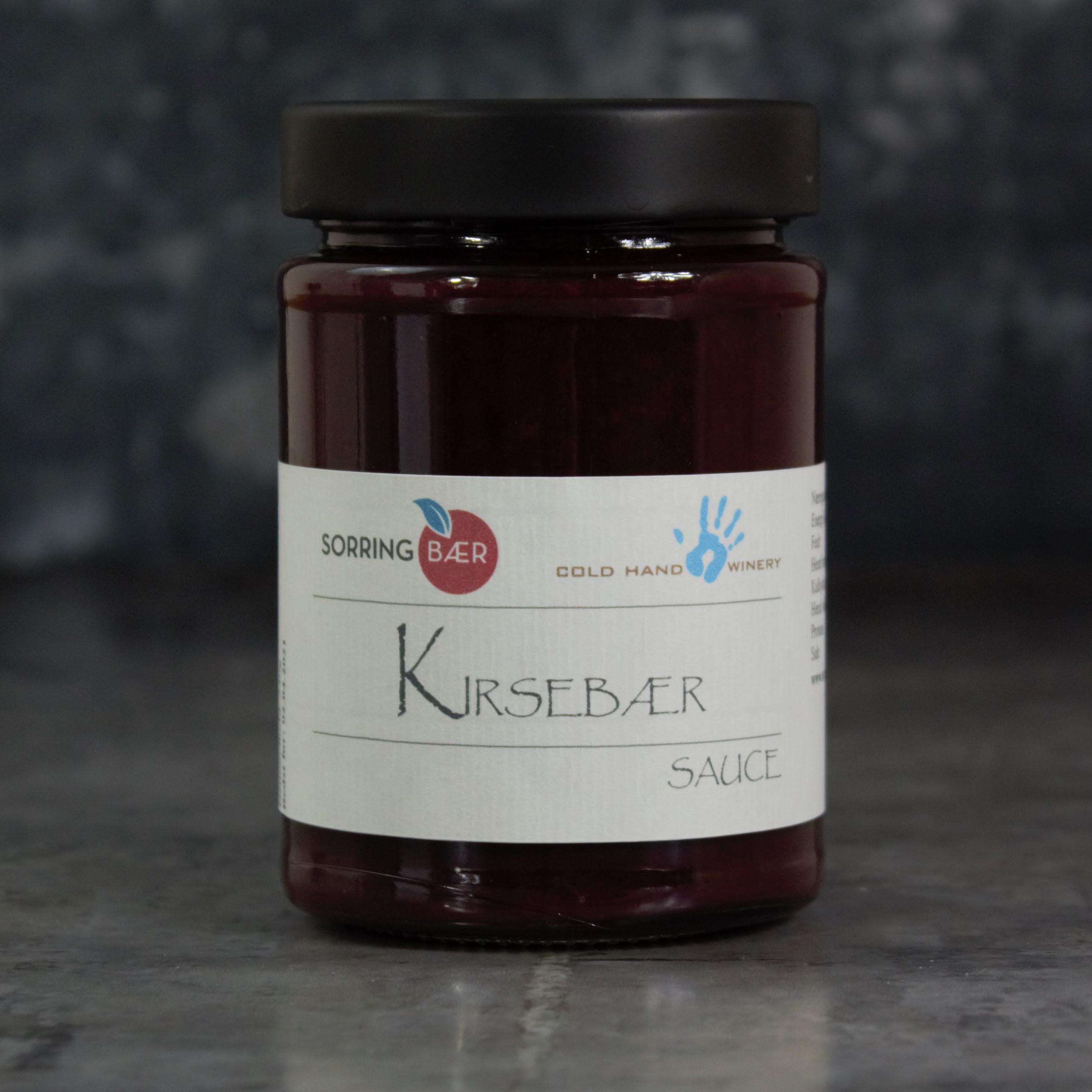 Kirsebærsauce
