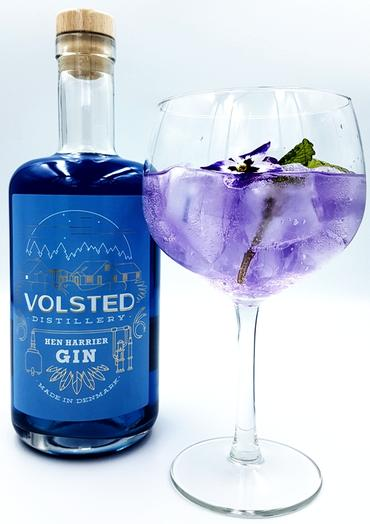Gin, Hen Harrier, Volsted Distillery