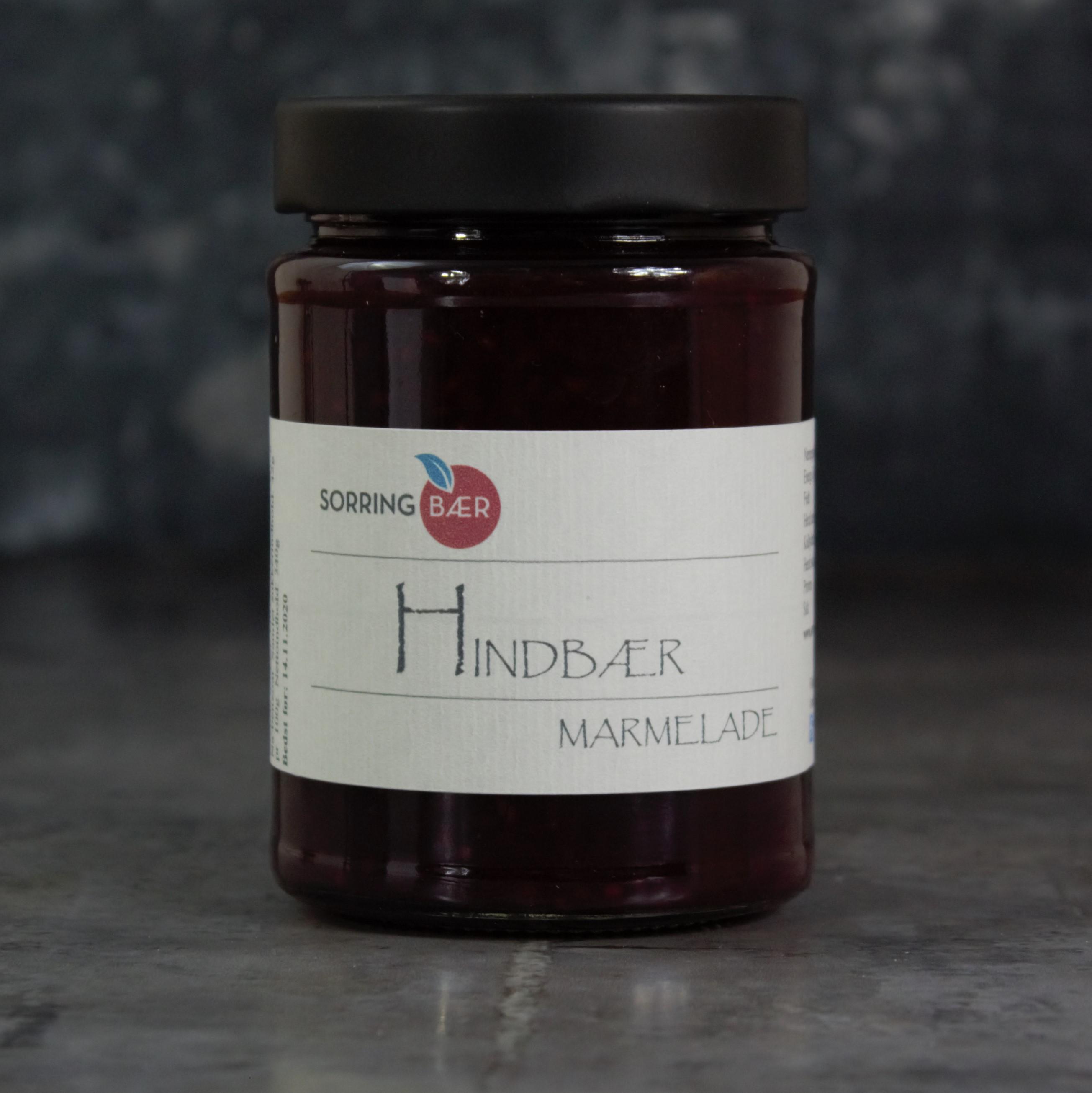 Hindbær, 330g