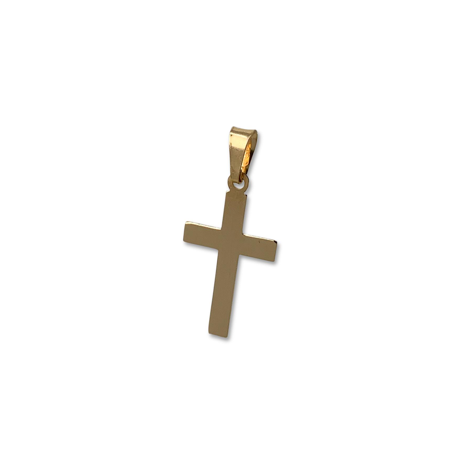Hänge Guld Kors