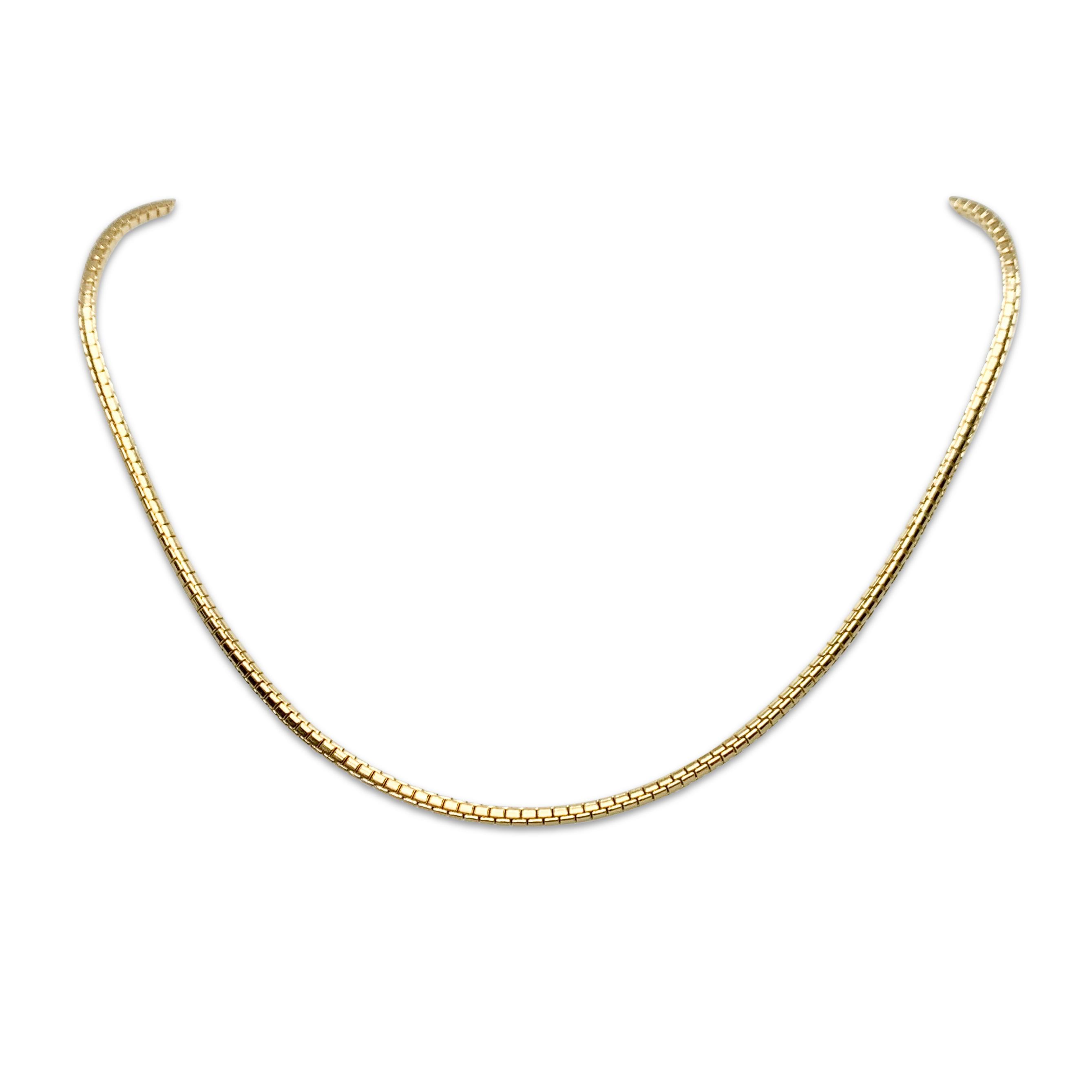 Collier Guld Venezia