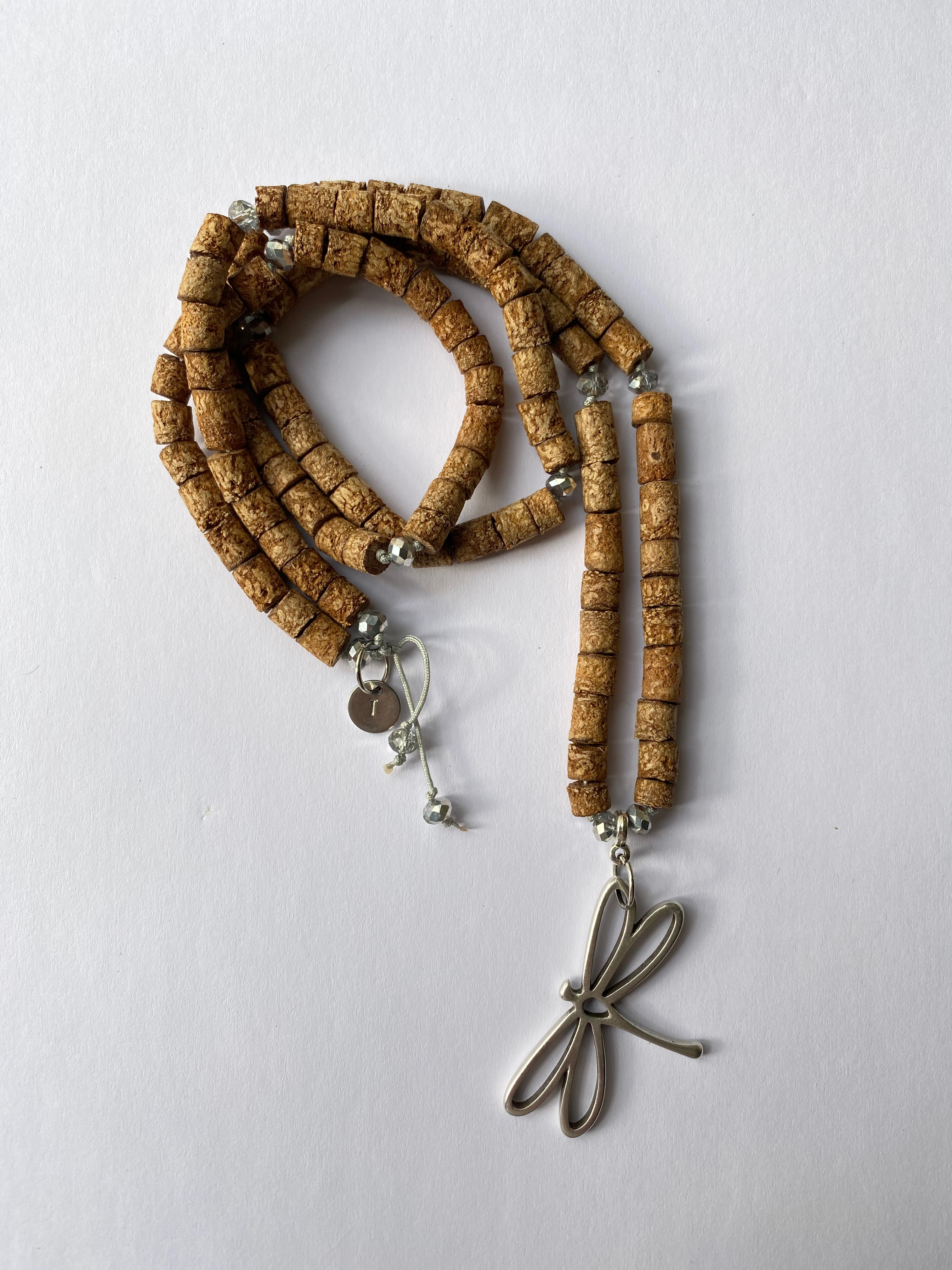 31- STEEL DRAGONFLY cork