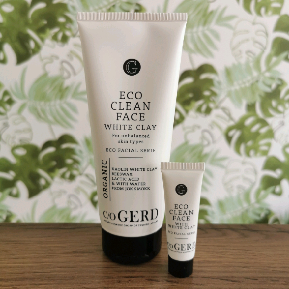 coGerd Eco Clean Face White Clay