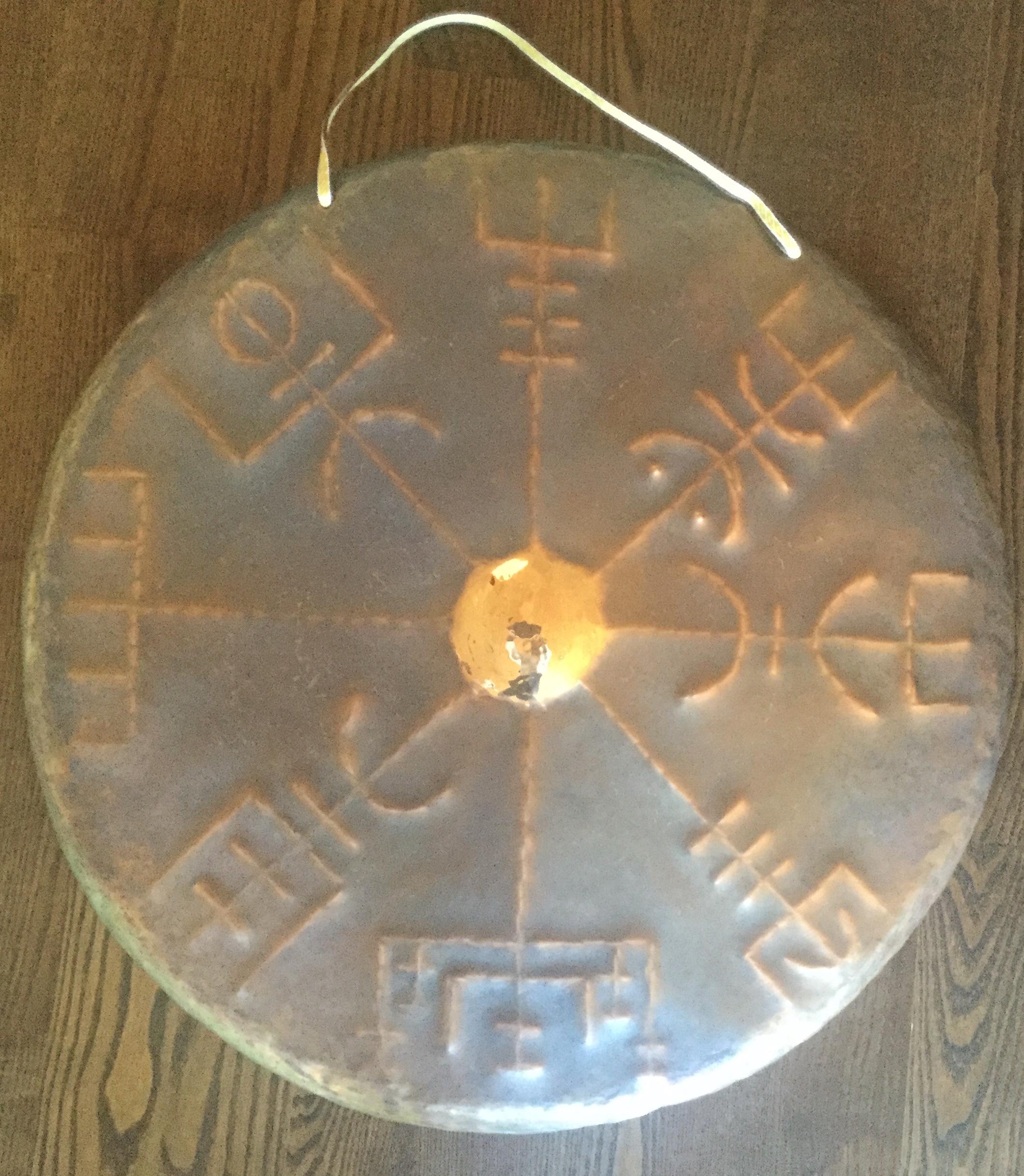 Norse Gong™ – Vegvisir