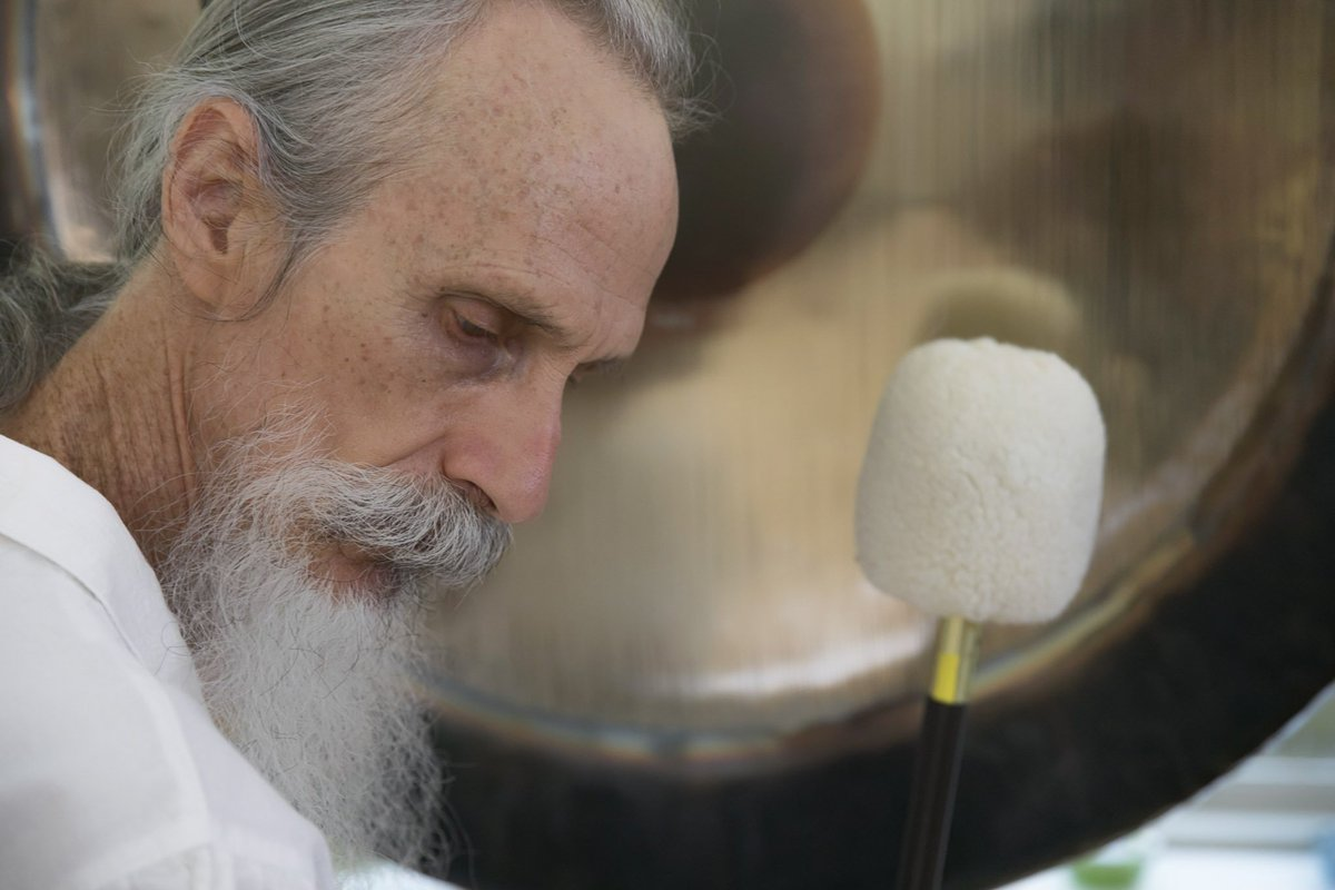 Master Class: Prana and Playing Gong 17.06 Kl 12:00-16:00