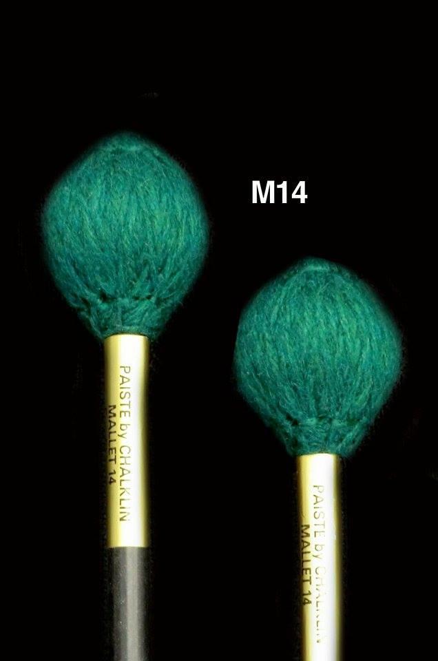 SOUND MALLET M14 GREEN