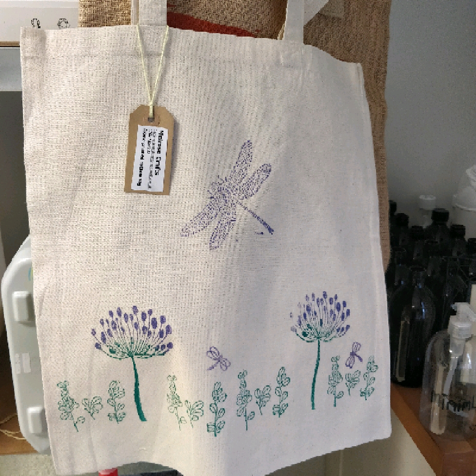 Craft tote bags