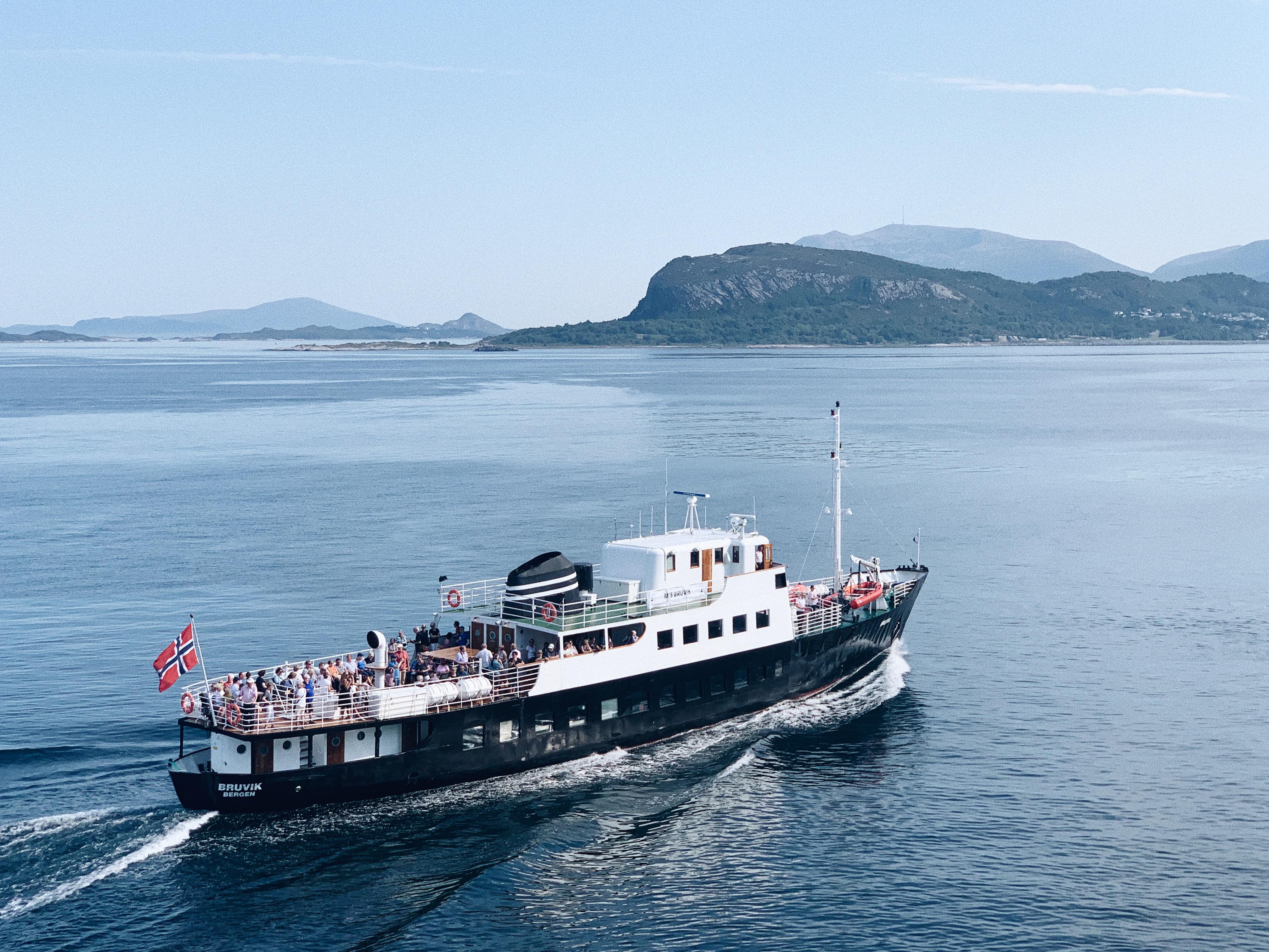 Vincruise fra Ålesund, Ulsteinvik og Fosnavåg torsdag 09.07.2020
