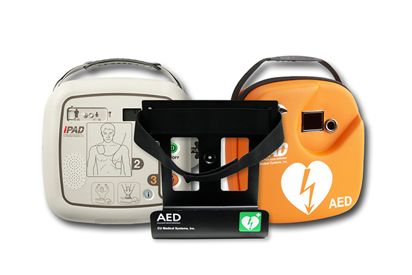 IPAD™ SP1 Hjertestarterpakke med indendørs ophæng.