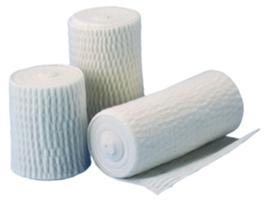 Noba, universalbind, 71% bomuld, 25% polyamid, 4% elast.
