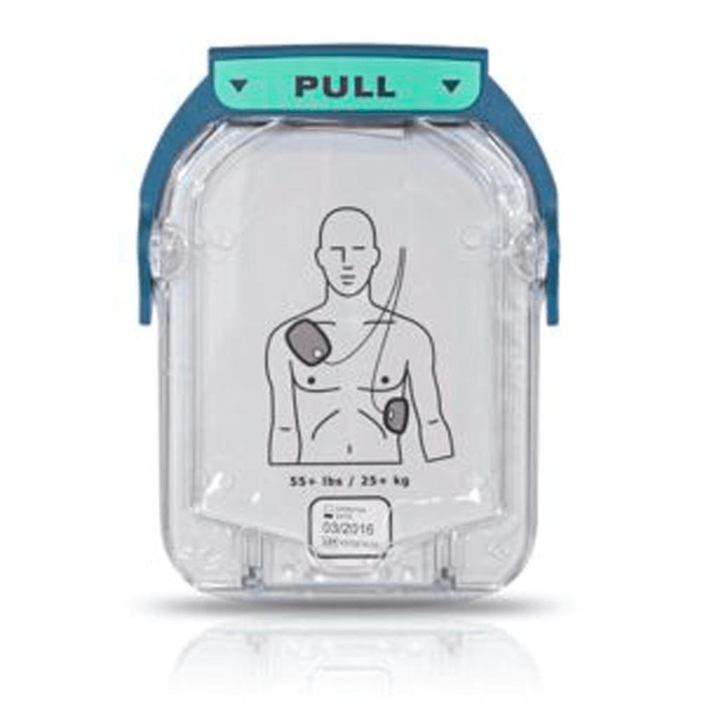 Elektrodekassette til Philips HeartStart HS1 Voksen/Barn.
