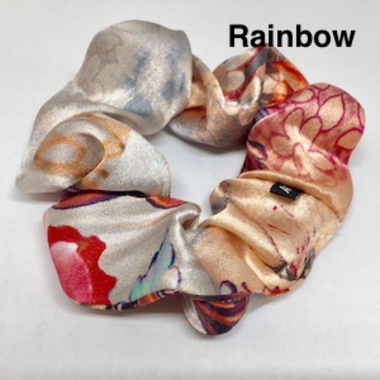 Scrunchie, Rainbow