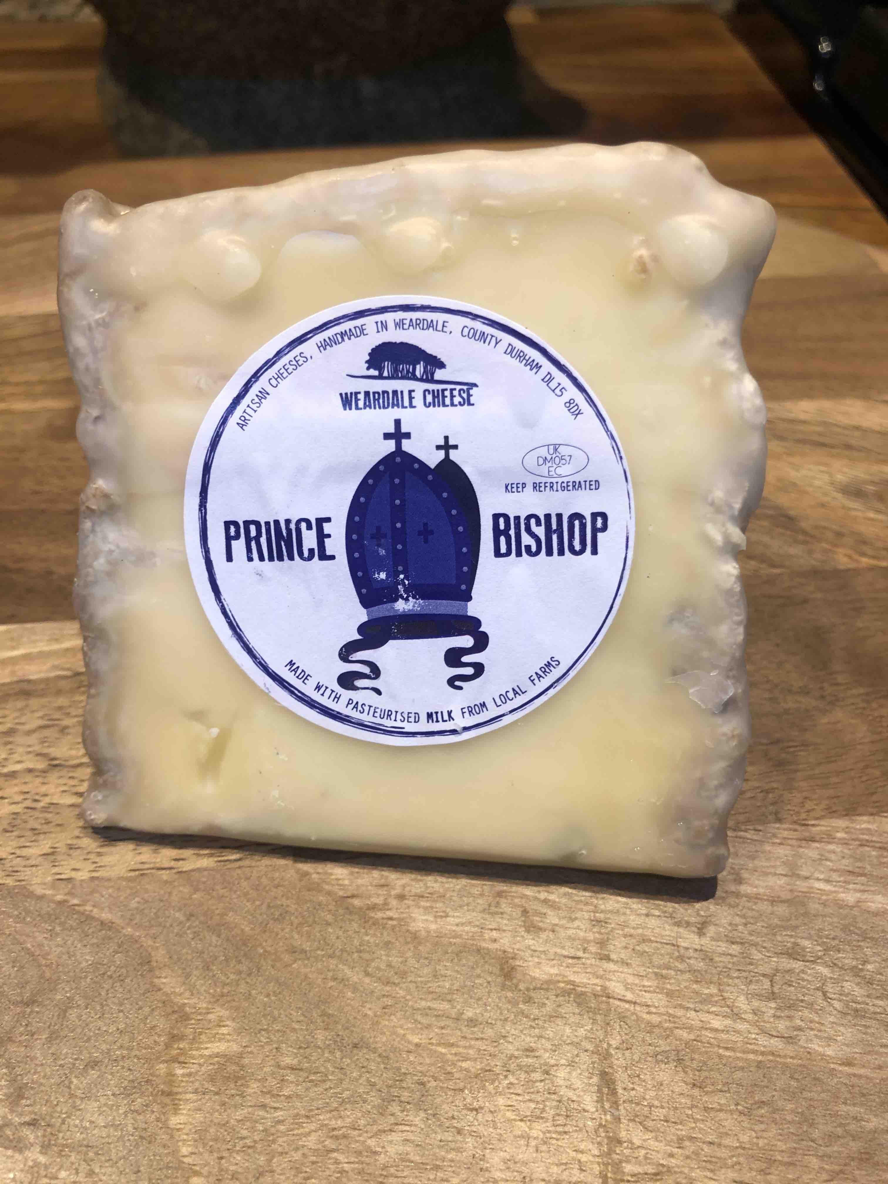 Weardale Cheese 'Prince Bishop' (160g)
