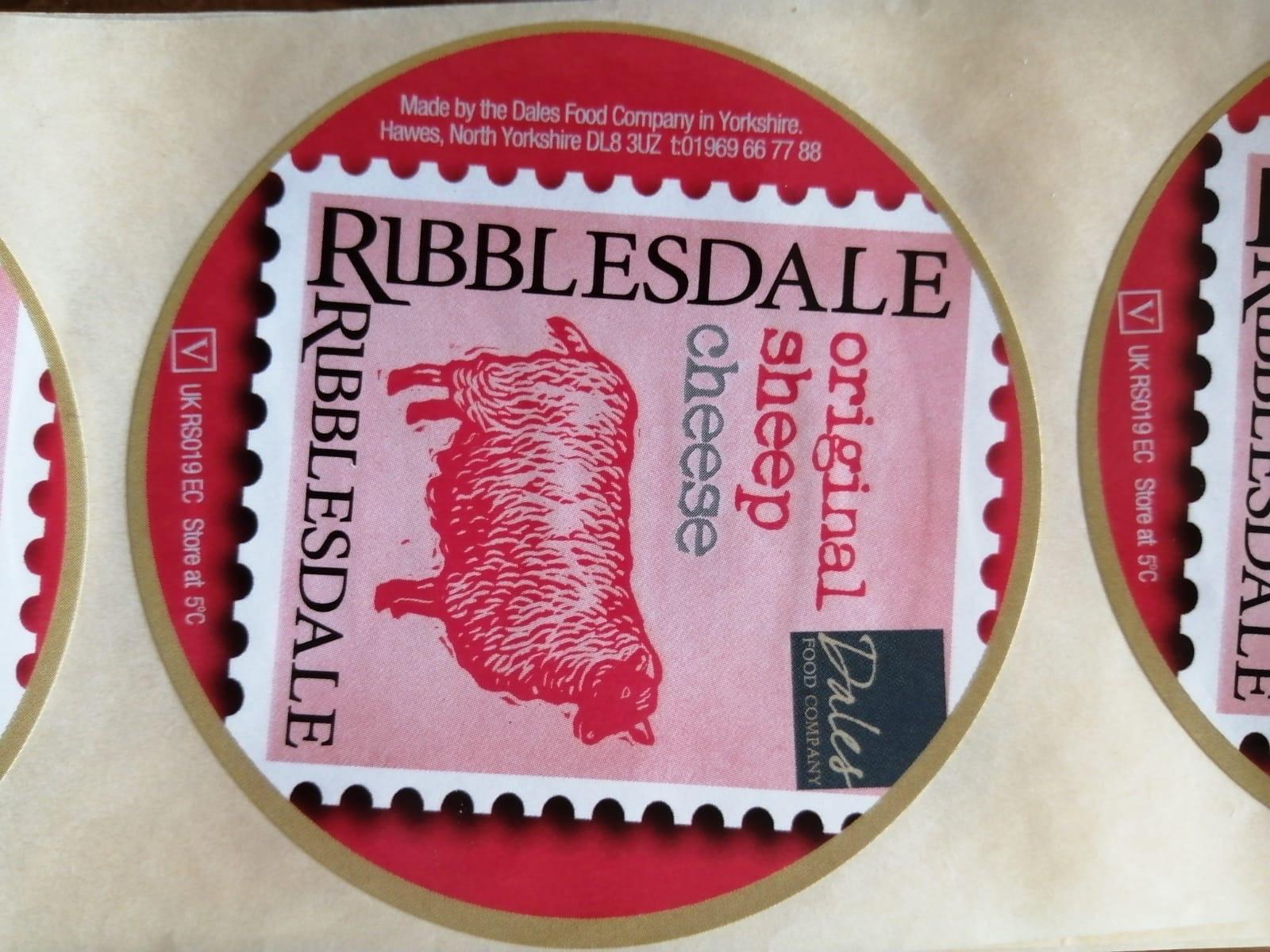 Weardale Sheep Cheese (160g)
