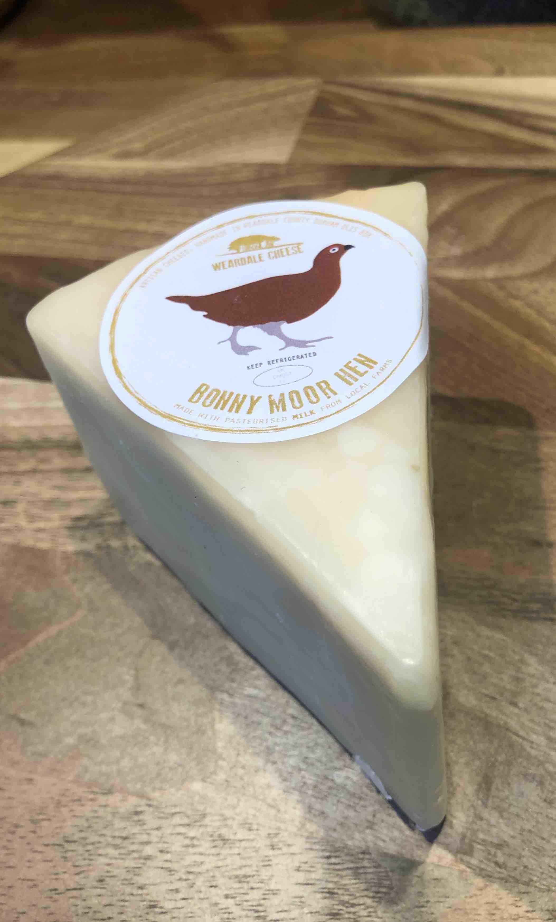 Weardale Cheese 'Bonny Moor Hen' (160g)