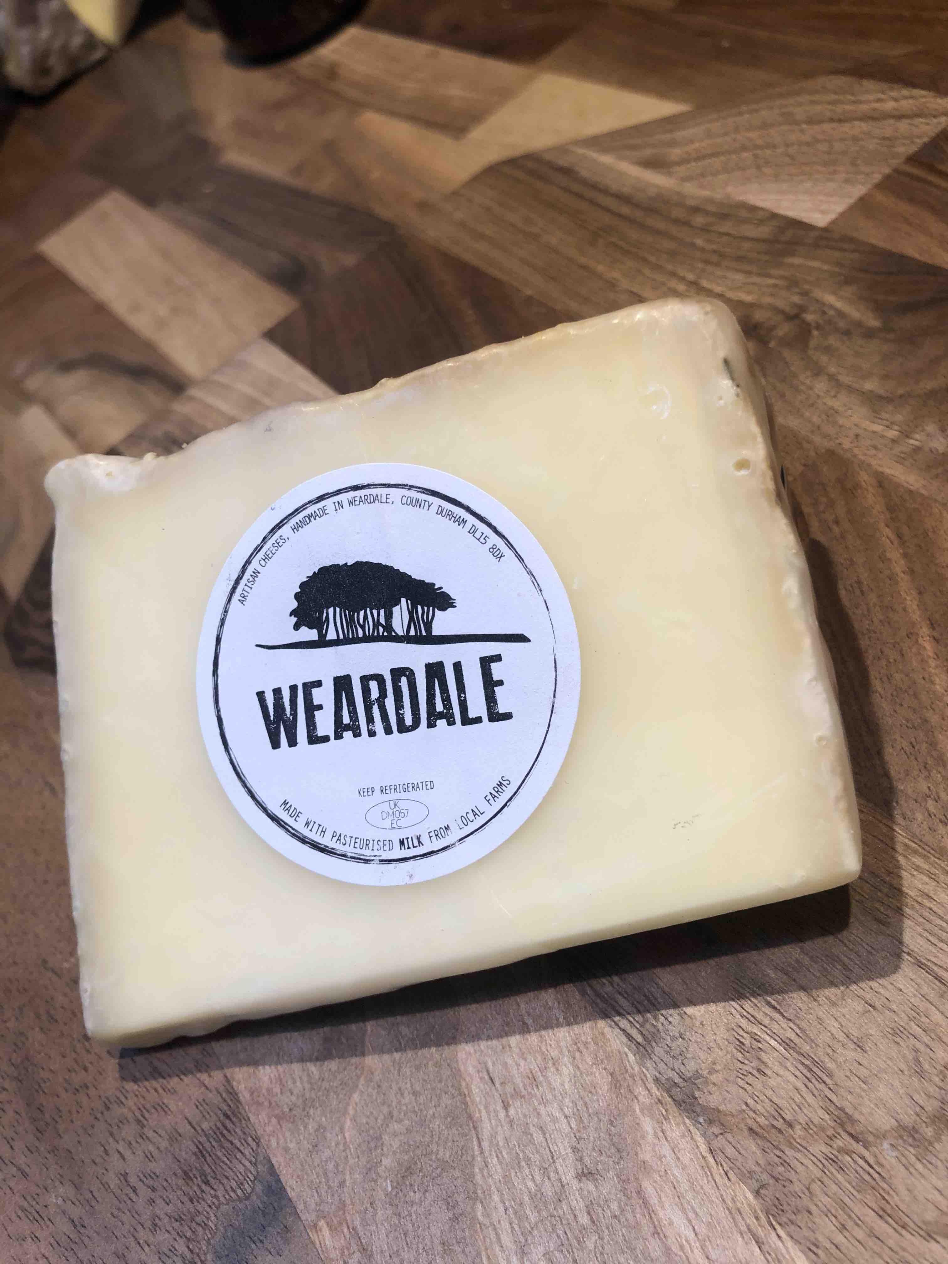 Weardale Cheese 'Weardale'(160g)