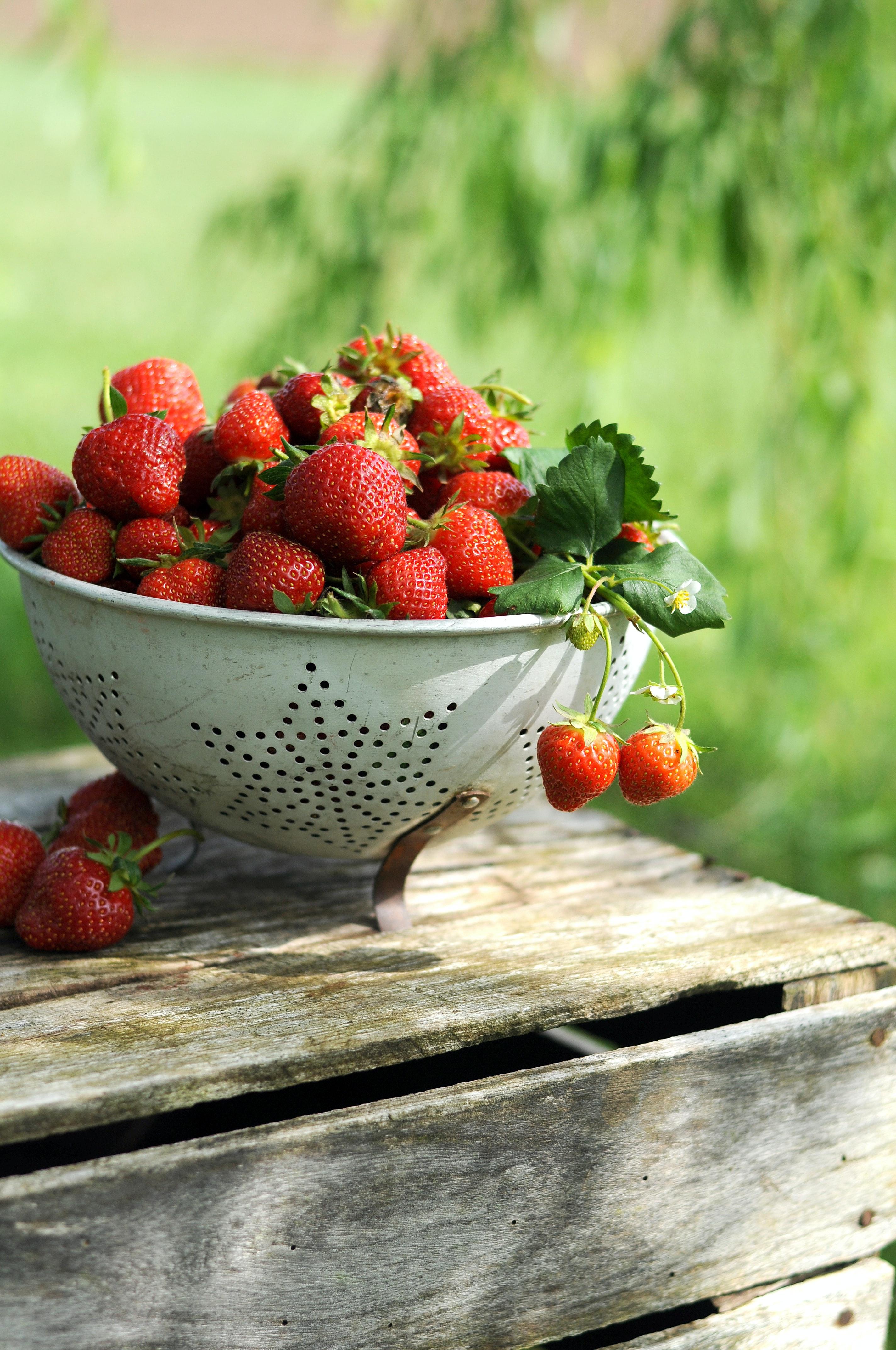 Fruit - Strawberry 400g