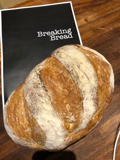 Breaking Bread White Bloomer