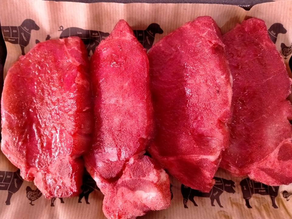 Slater's Char Siu Pork Loin Steaks (4pack)