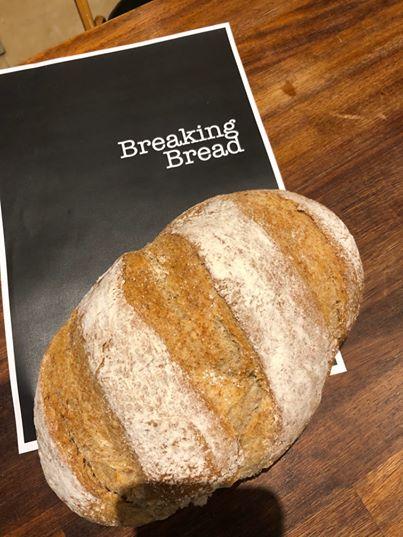 Breaking Bread Wholemeal Bloomer