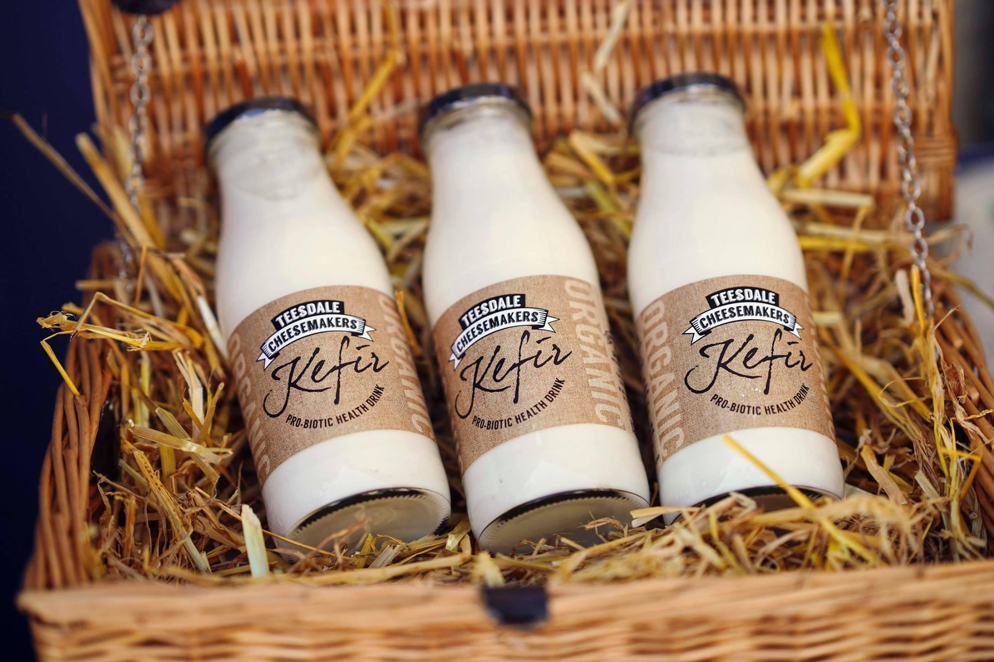 Teesdale Cheesemaker's Kefir (500g)