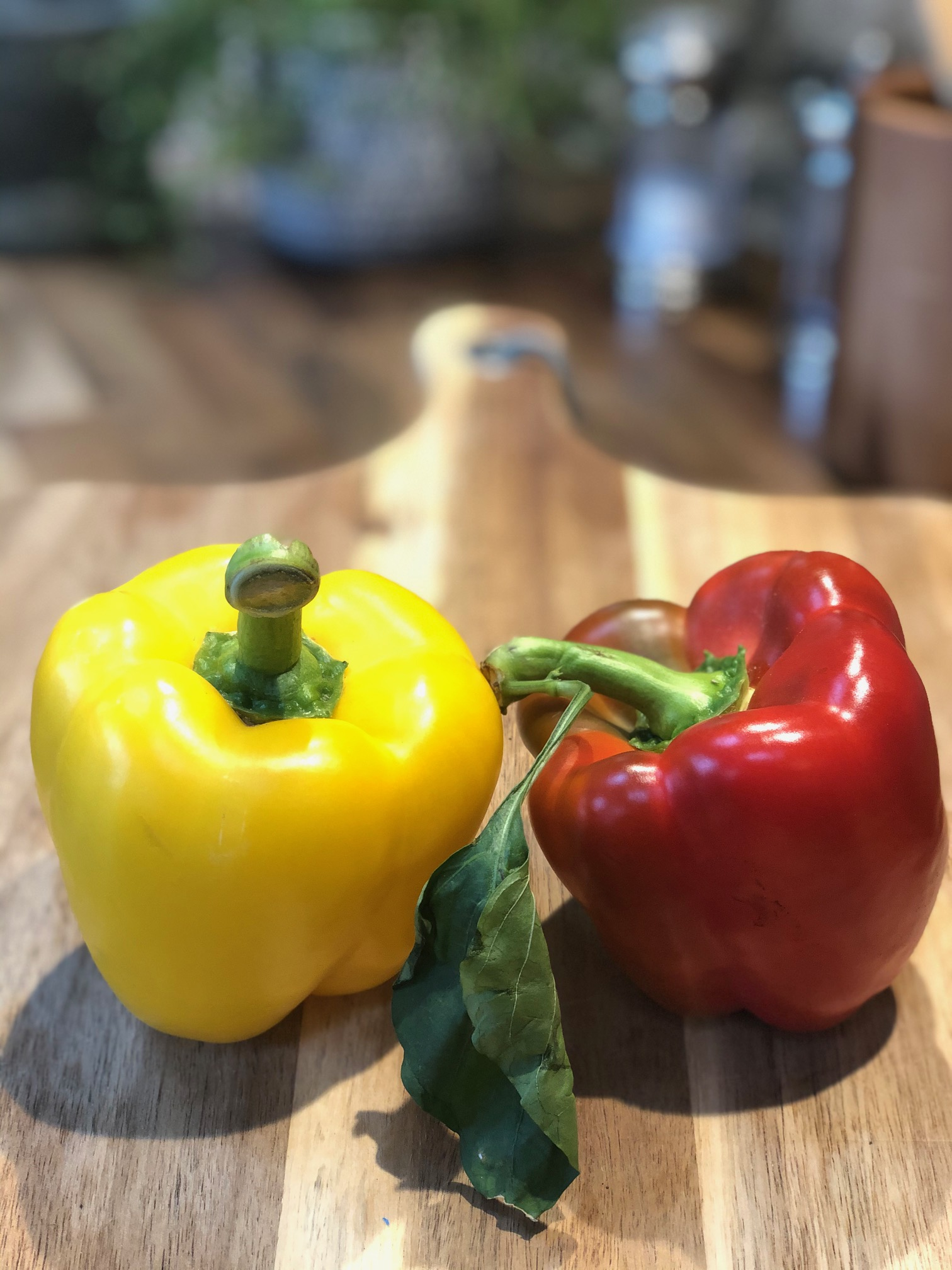 Salad - Peppers