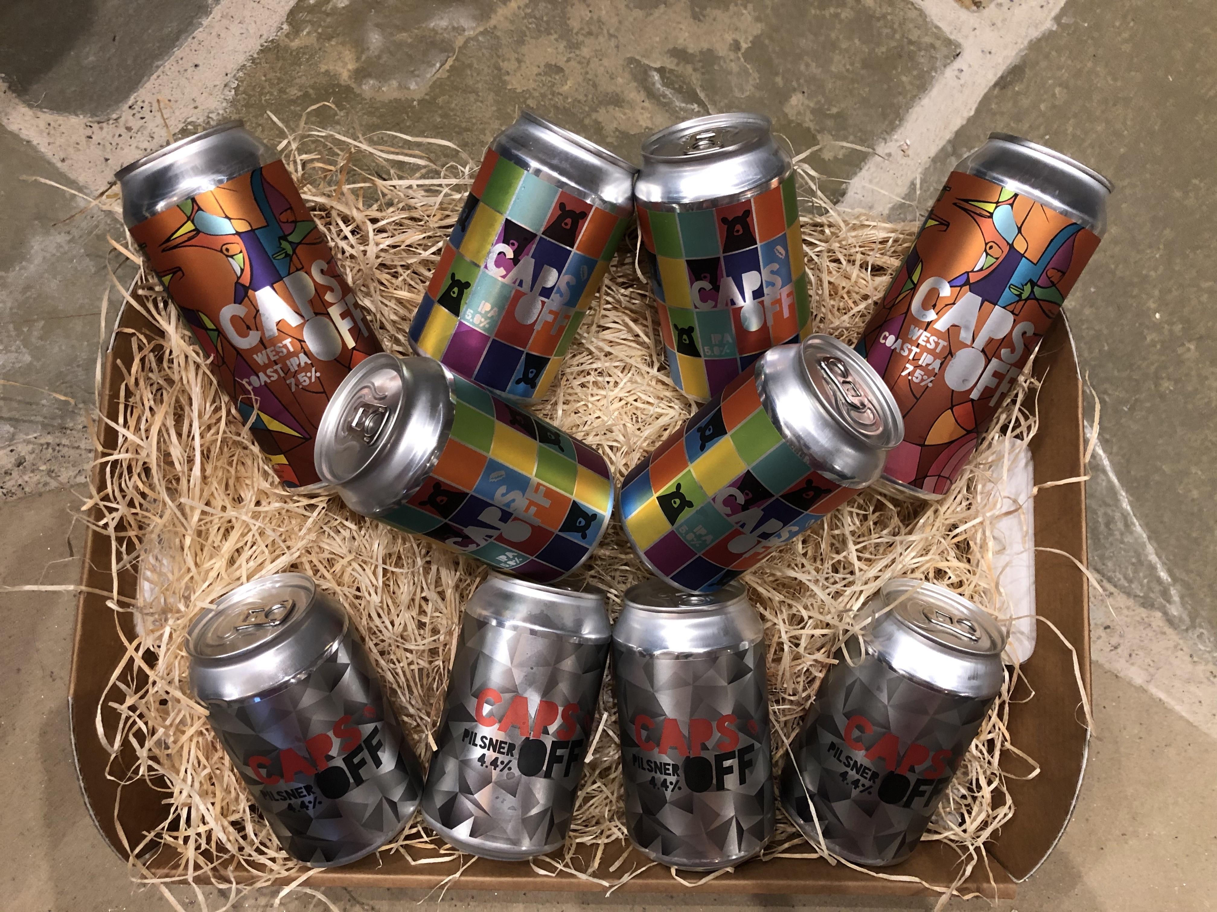 Clarks Hamper - Beer