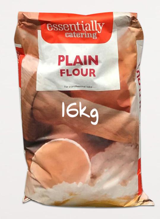 Plain Flour (16kg bag)