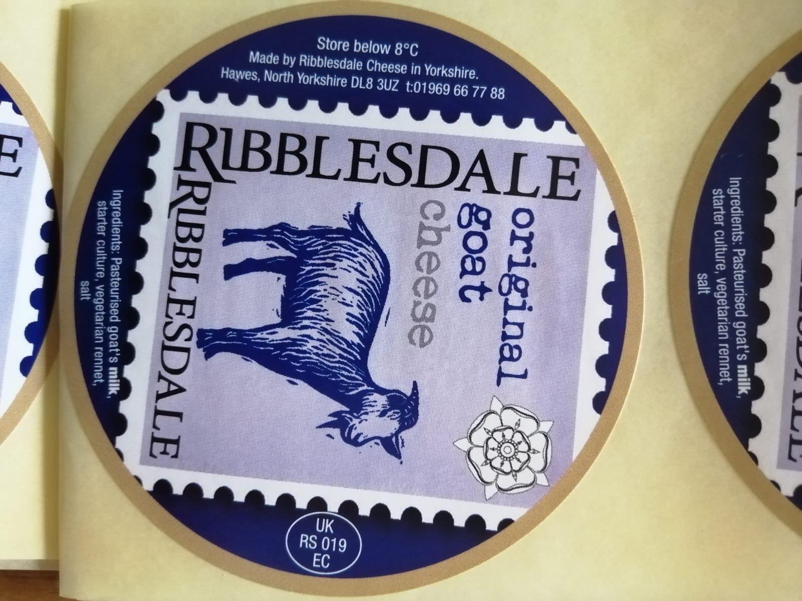 Weardale Goats Cheese (160g)
