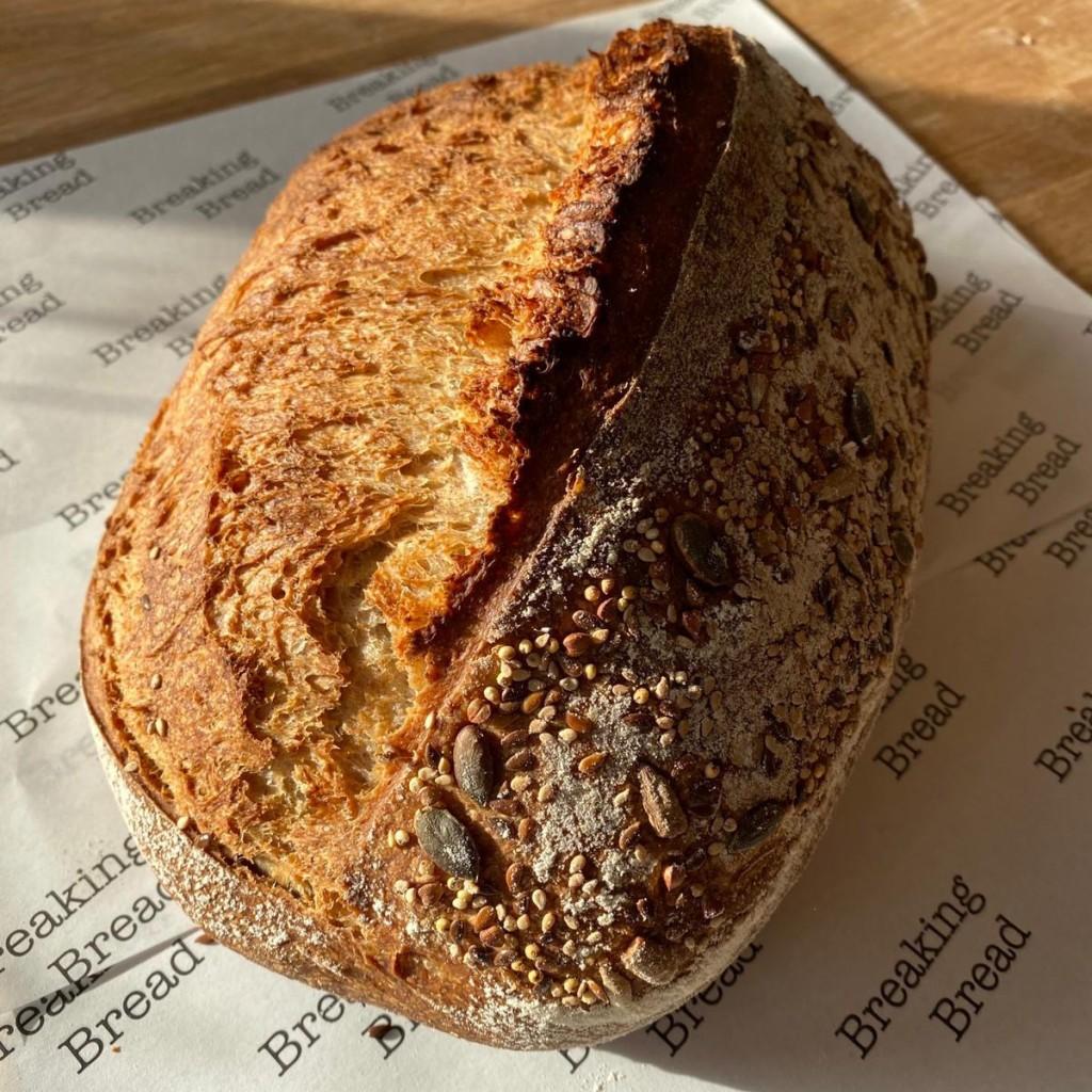 Breaking Bread Country Sourdough (400g)