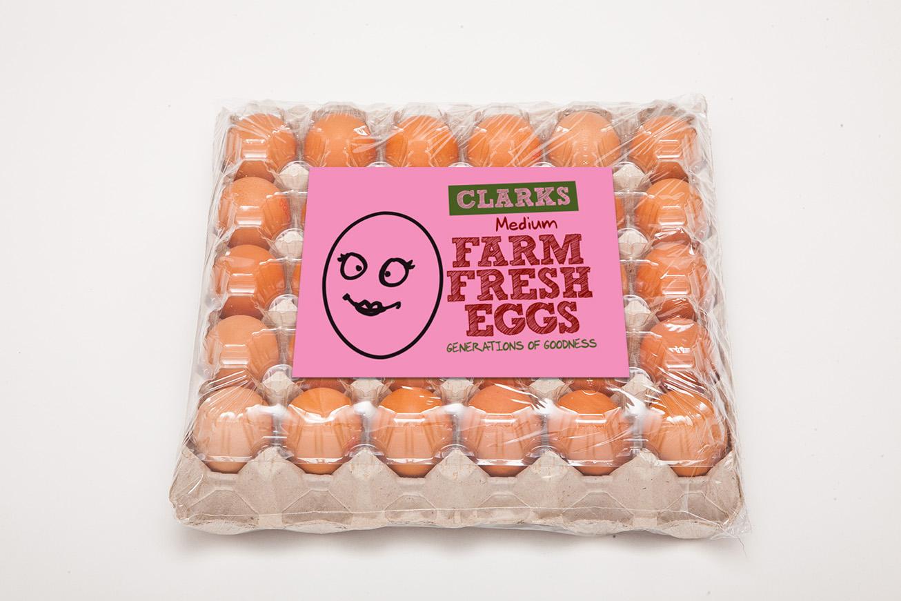Farm Fresh - Medium (30 eggs)