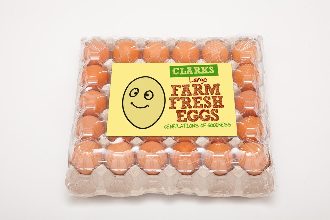 Farm Fresh - Large (30 Eggs)