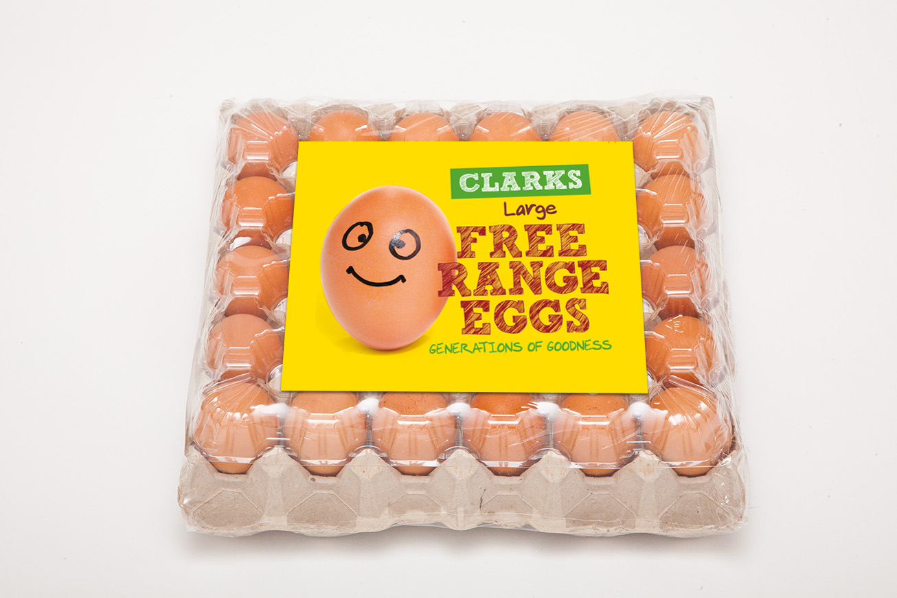Free Range - Large (30 Eggs)